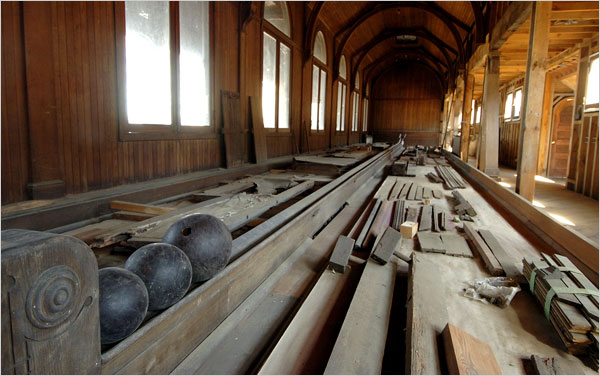 Zgodovina bowlinga