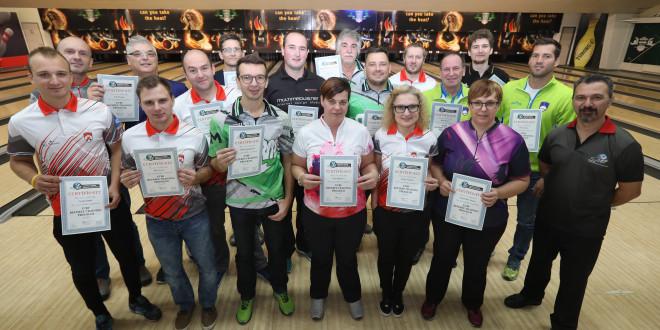 Feniks novo sezono v prvi ligi začel z zmago, Nataša postala mednarodna bowling sodnica
