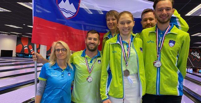 Trije Feniksovci z medaljami na Mediteranskem prvenstvu