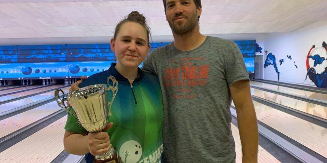 Eva Krafogel postala pokalna prvakinja Slovenija