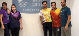 Naše tekmovalke in tekmovalci na Finsko po nova znanja
