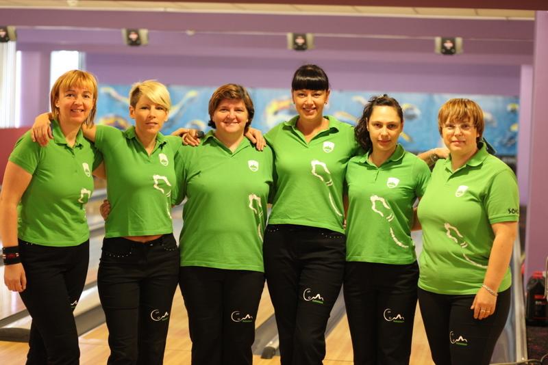 Feniksovke z reprezentanco na Madžarskem