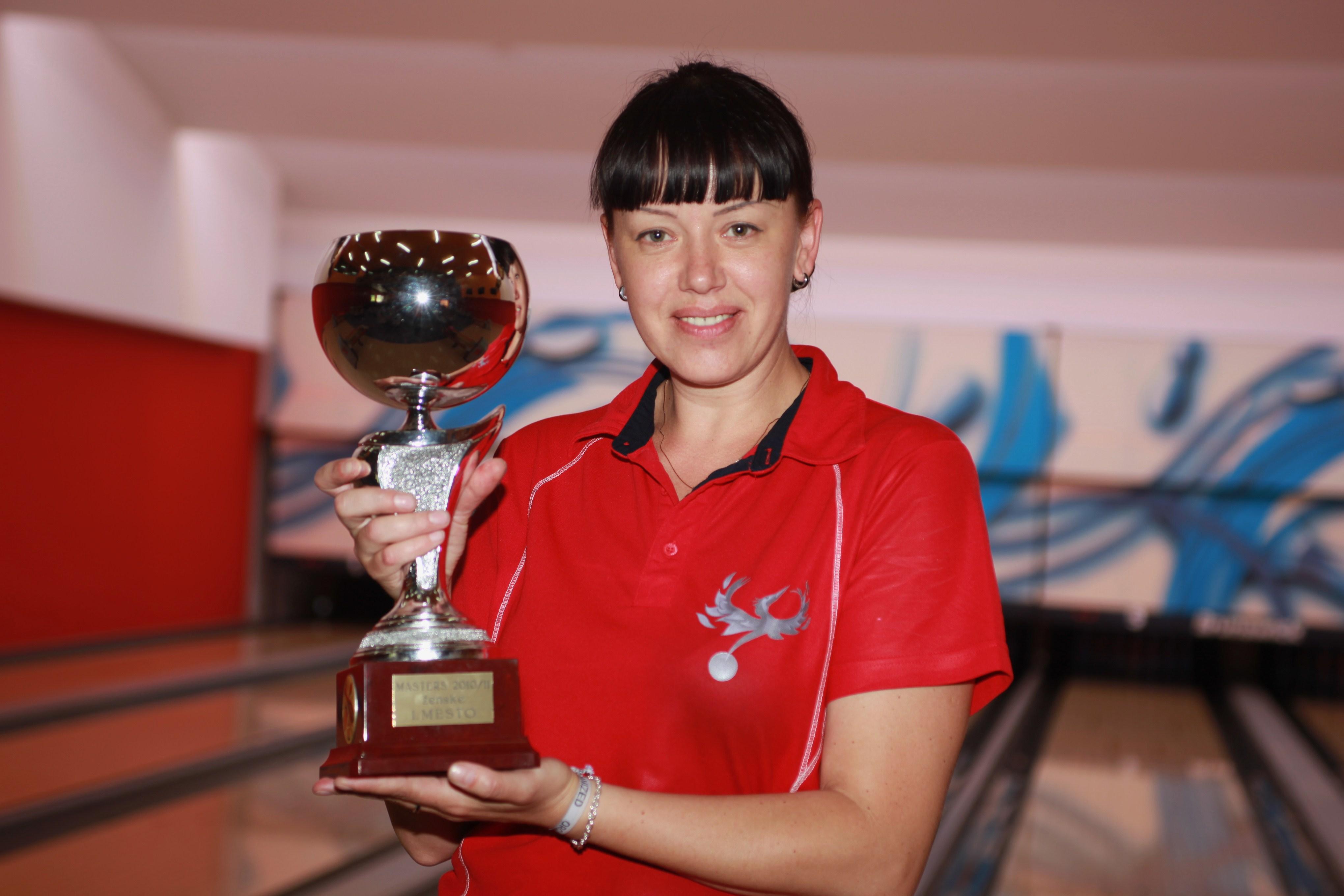 Vika je zmagovalka Mastersa za sezono 2010/2011